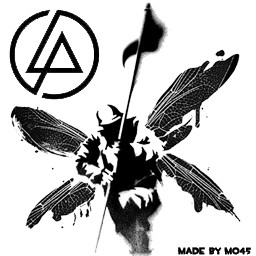 Linkin Park Spray