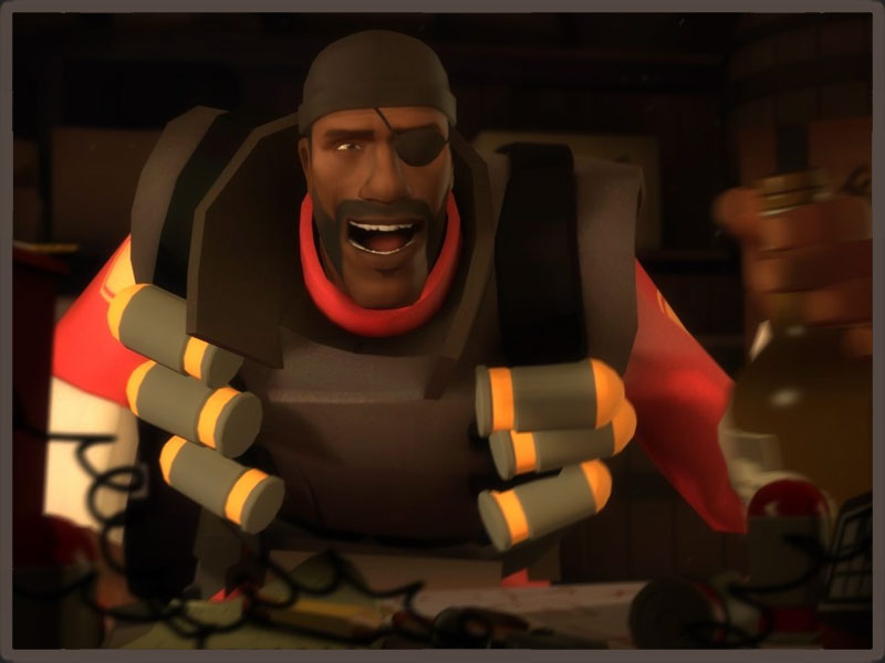 from 2002 is my new aesthetic if youtube fucks up the quality and it just appears blurry you can watch tf2, team